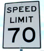 Many highways in Wyoming will have new 70mph speed limits.