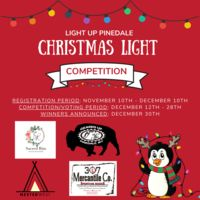 Xmas Light Competition